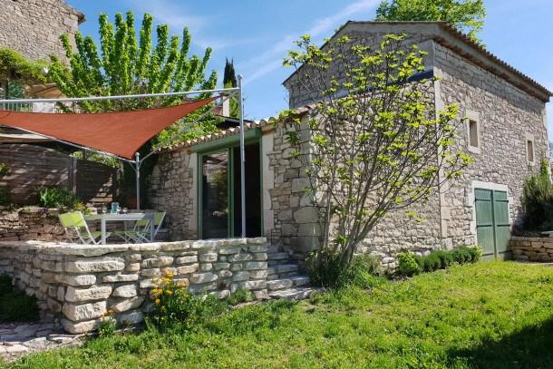 Location vacances Saint-Jean-de-Maruéjols-et-Avéjan -  Maison - 5 personnes - Barbecue - Photo N° 1