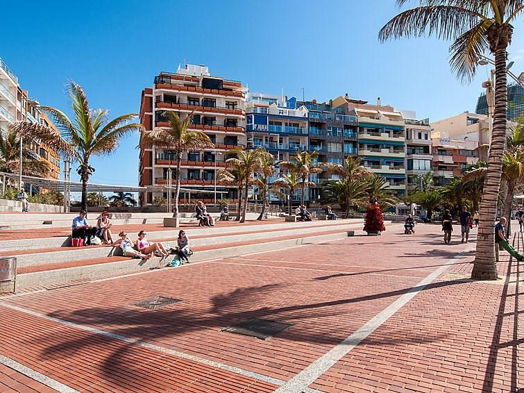 Location vacances Las Palmas de Gran Canaria -  Appartement - 2 personnes -  - Photo N° 1