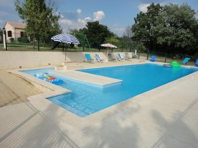 Location vacances Anduze -  Maison - 8 personnes - Barbecue - Photo N° 1