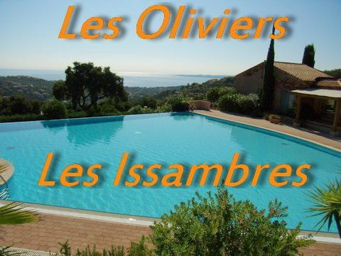 Holiday rentals Roquebrune-sur-Argens - Apartment - 6 persons - BBQ - Photo N° 1