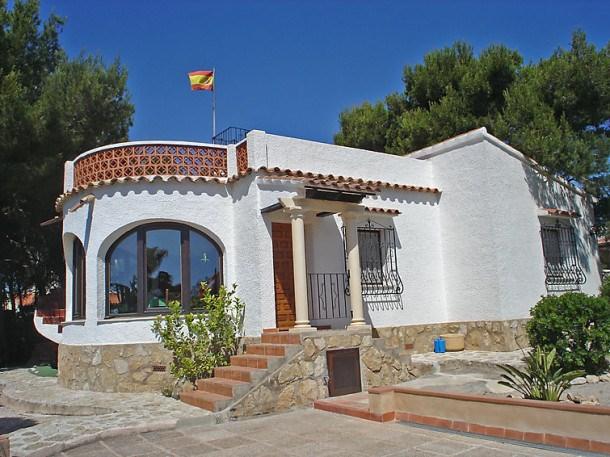 Location vacances Jávea/Xàbia -  Maison - 4 personnes - Barbecue - Photo N° 1