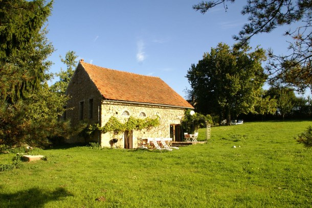 Location vacances Montigny-la-Resle -  Maison - 8 personnes - Barbecue - Photo N° 1