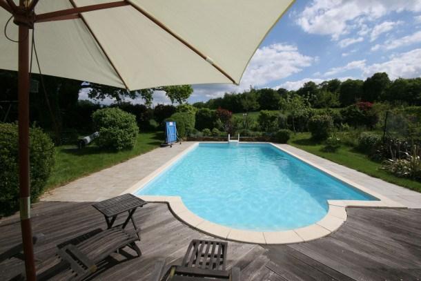 Location vacances Hennebont -  Maison - 8 personnes - Barbecue - Photo N° 1