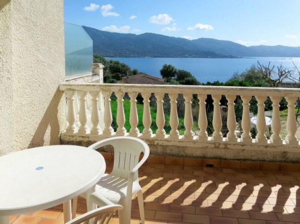 Location vacances Casaglione -  Appartement - 5 personnes - Barbecue - Photo N° 1
