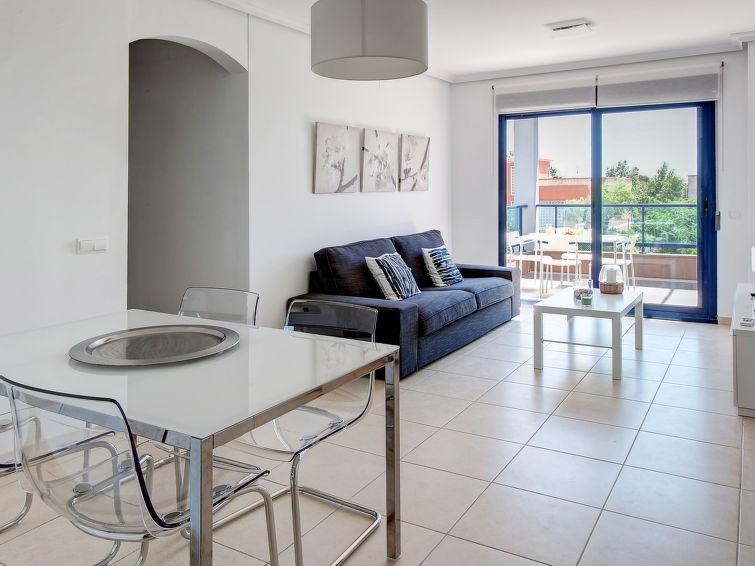 Appartement pour 4 personnes à Dénia