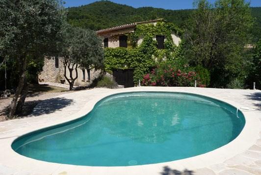 Maison de vacances avec piscine à Callas (Var)