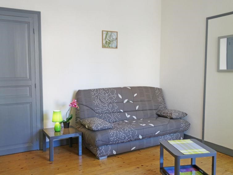 Holiday rentals Saint-Malo - Apartment - 2 persons - Television - Photo N° 1