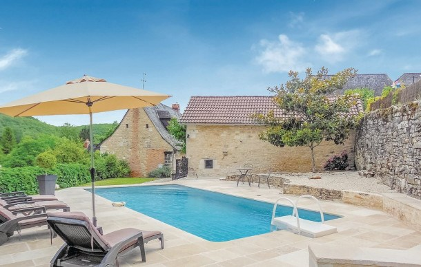 Location vacances Coly -  Maison - 4 personnes - Barbecue - Photo N° 1