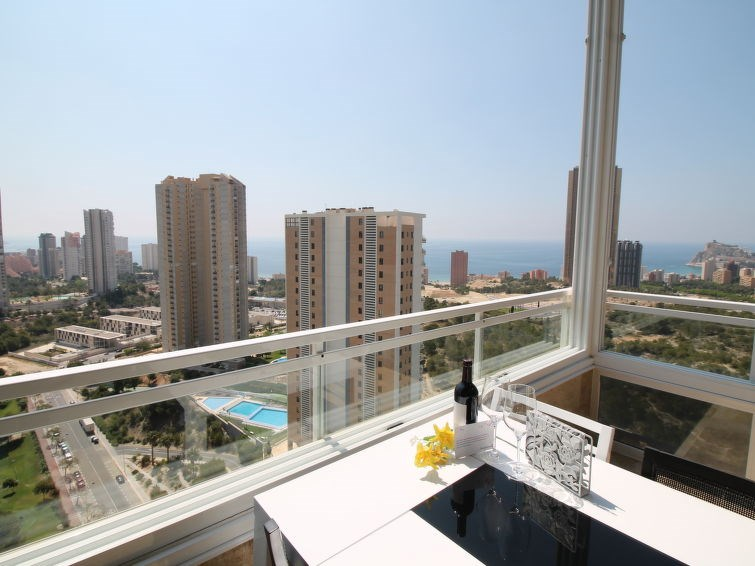 Location vacances Benidorm -  Appartement - 6 personnes -  - Photo N° 1