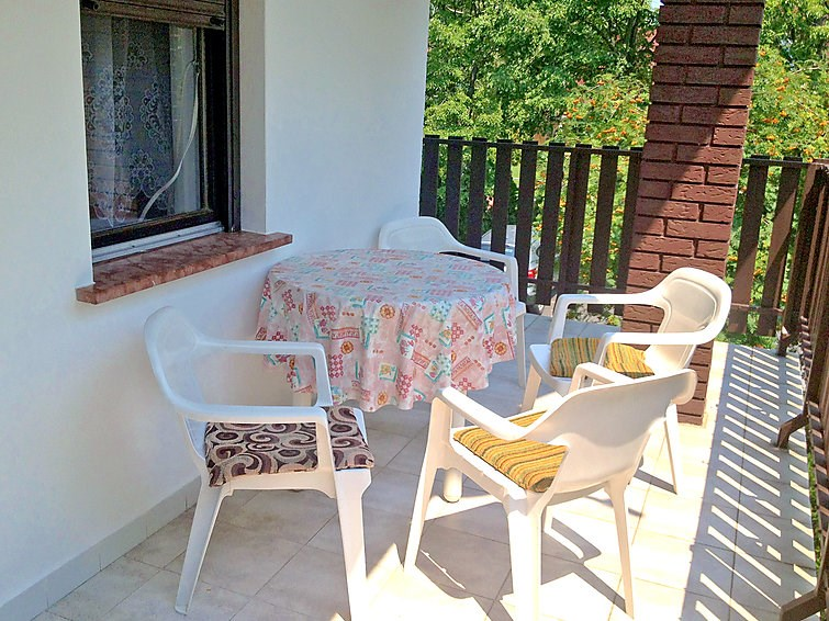Maison pour 8 personnes à Balatonfenyves