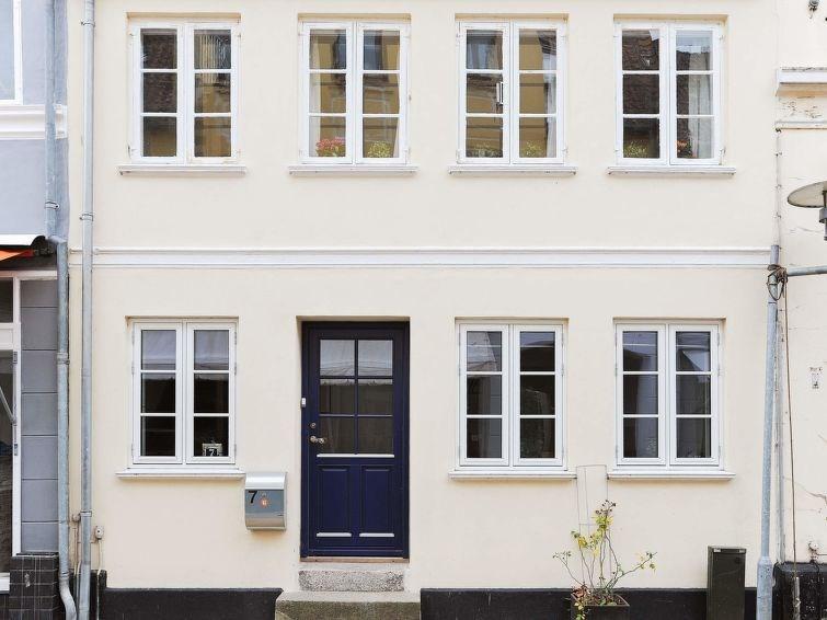 Maison pour 3 personnes à Rudkøbing