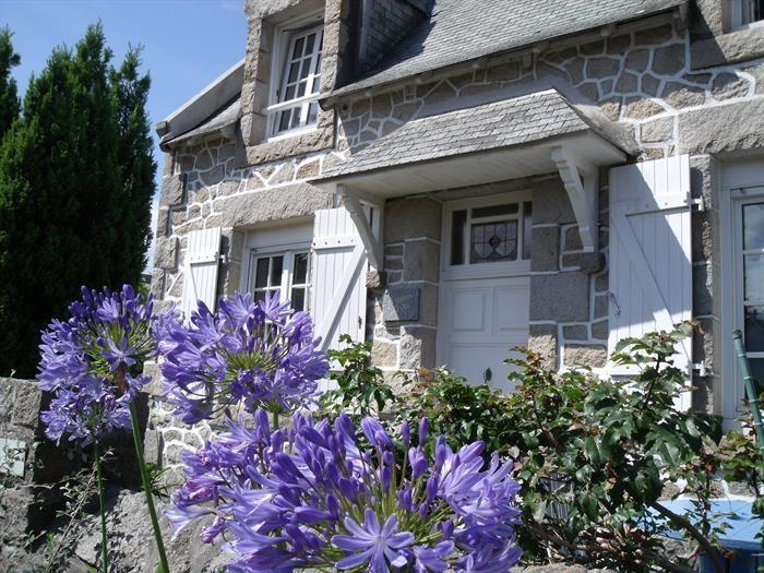 Detached House à TREGASTEL PLAGE
