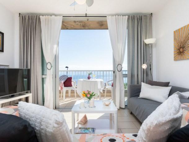 Location vacances Arico -  Appartement - 4 personnes - Télévision - Photo N° 1