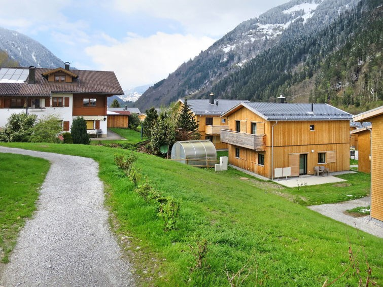 Appartement pour 2 personnes à Sankt Gallenkirch