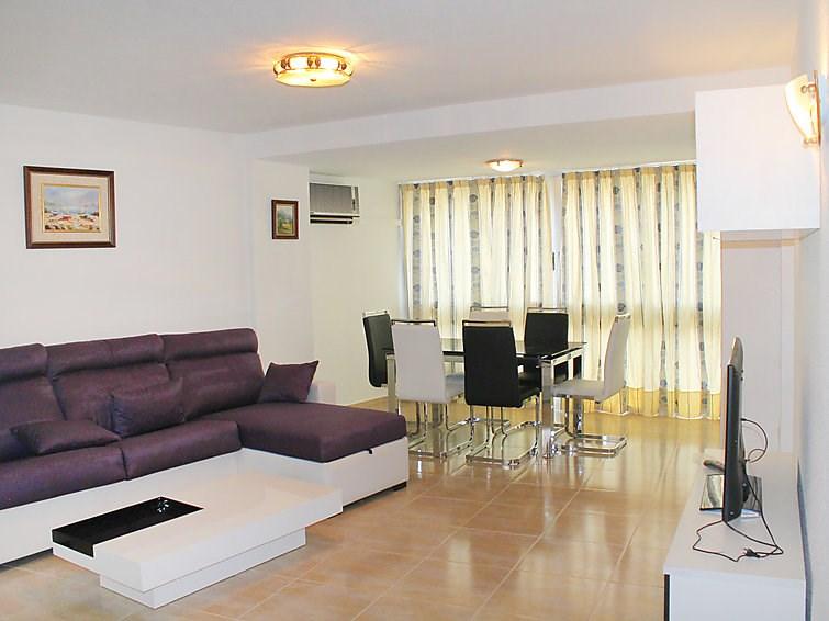 Location vacances Benidorm -  Appartement - 4 personnes -  - Photo N° 1