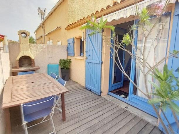 Location vacances Fleury -  Maison - 5 personnes - Terrasse - Photo N° 1