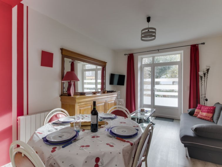 Holiday rentals Saint-Malo - Apartment - 4 persons - Bikes - Photo N° 1