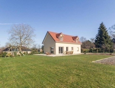 Location vacances Greuville -  Maison - 6 personnes - Barbecue - Photo N° 1