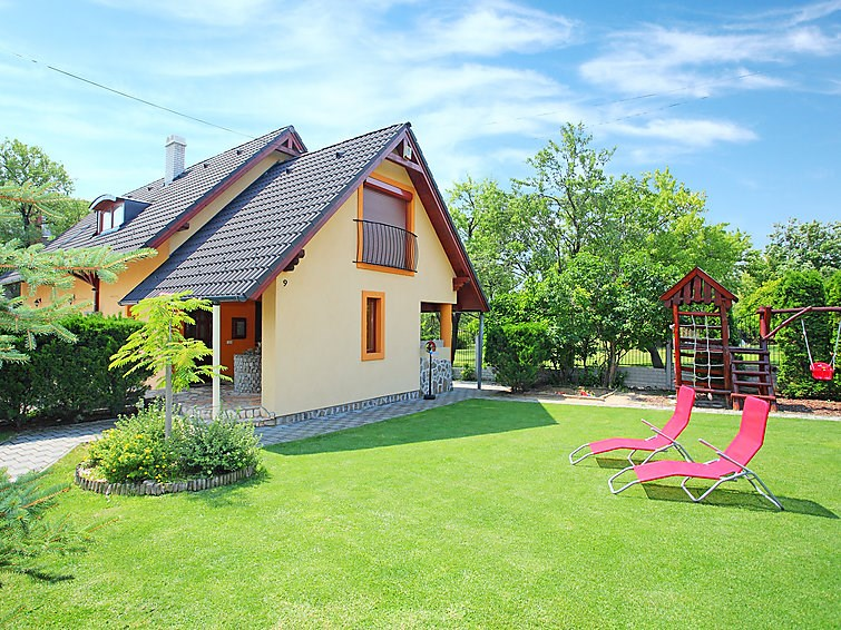 Location vacances Balatonfüred -  Maison - 8 personnes -  - Photo N° 1