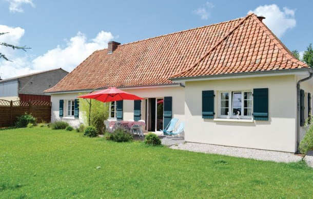 Location vacances Lottinghen -  Maison - 6 personnes - Barbecue - Photo N° 1