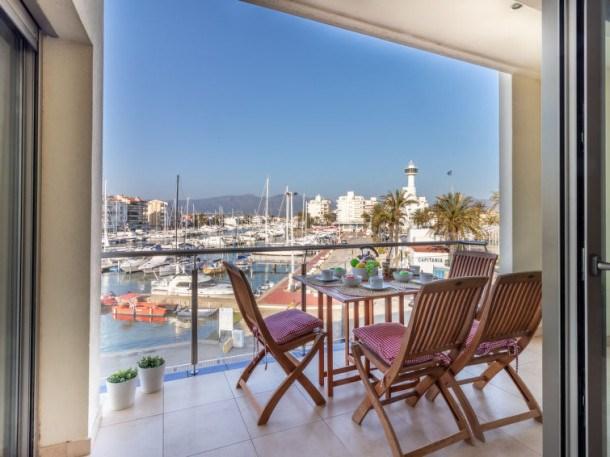 Location vacances Castelló d'Empúries -  Appartement - 7 personnes - Lecteur DVD - Photo N° 1