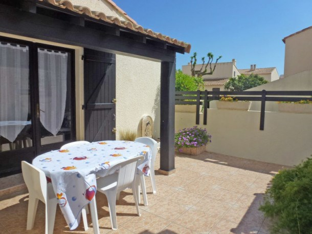 Location vacances Le Grau-du-Roi -  Appartement - 4 personnes - Barbecue - Photo N° 1