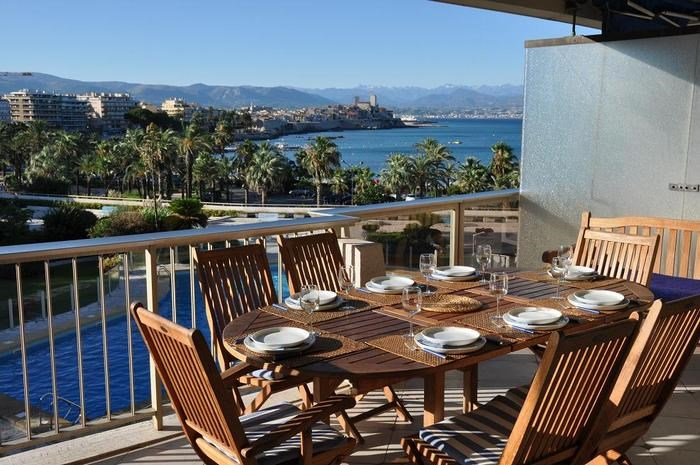 Holiday rentals Antibes - Apartment - 5 persons - Garden - Photo N° 1