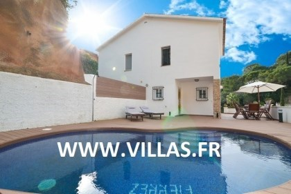 Location vacances Canyelles -  Maison - 6 personnes - Barbecue - Photo N° 1