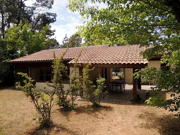 Location vacances Lacanau -  Maison - 8 personnes - Cheminée - Photo N° 1