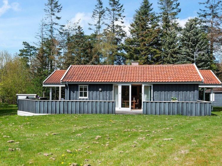 Maison pour 6 à Ebeltoft