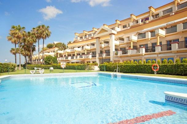 Location vacances Marbella -  Appartement - 2 personnes - Télévision - Photo N° 1
