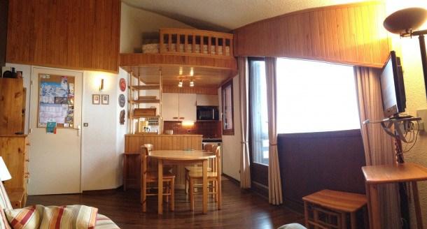 Location vacances Montgenèvre -  Appartement - 5 personnes - Lecteur DVD - Photo N° 1