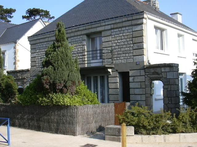 Location vacances Carnac -  Appartement - 6 personnes - Salon de jardin - Photo N° 1