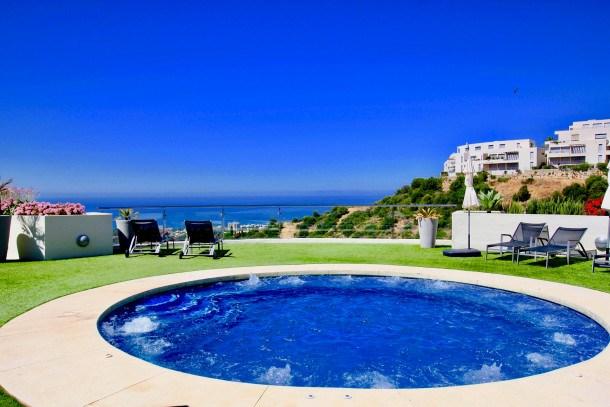 Location vacances Marbella -  Appartement - 4 personnes - Jardin - Photo N° 1