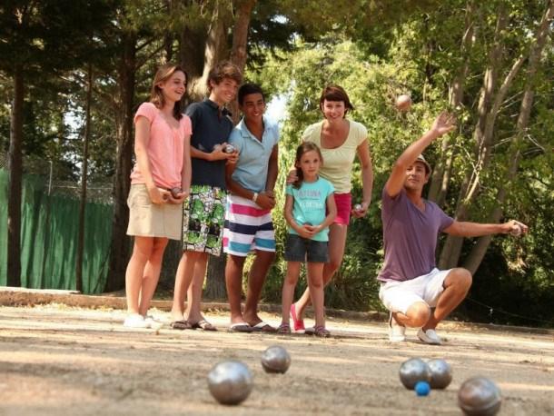 Location vacances Soustons -  Appartement - 6 personnes - Table de ping-pong - Photo N° 1