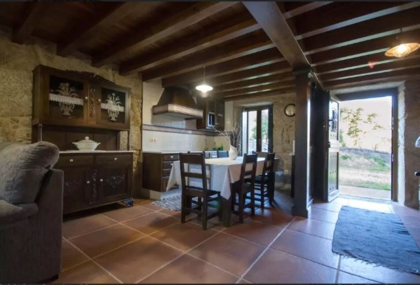 Location vacances Carnota -  Appartement - 6 personnes - Barbecue - Photo N° 1