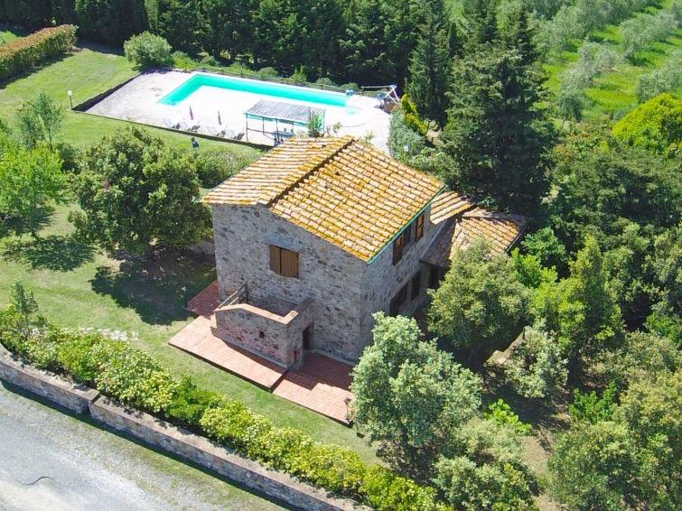 Location vacances Monteverdi Marittimo -  Maison - 4 personnes -  - Photo N° 1