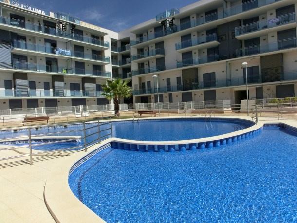 Location vacances Cambrils -  Appartement - 10 personnes - Télévision - Photo N° 1