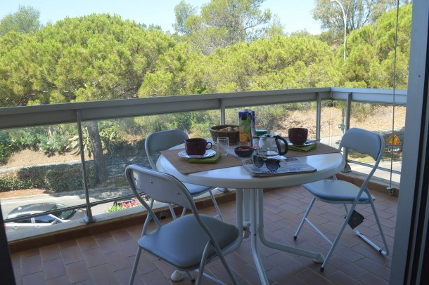 Location vacances Saint-Raphaël -  Appartement - 3 personnes - Lave-linge - Photo N° 1