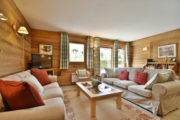 Location vacances Le Grand-Bornand -  Appartement - 9 personnes - Télévision - Photo N° 1