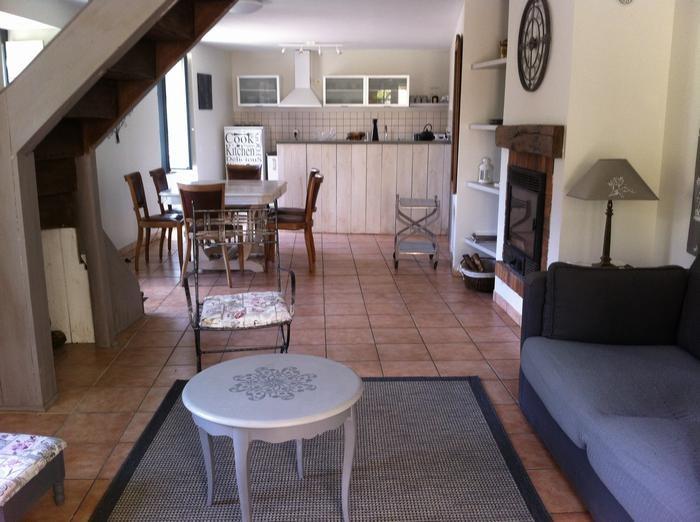 Alquileres de vacaciones Belcastel - Casa - 4 personas - Silla de cubierta - Foto N° 1