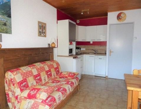 Location vacances Champagny-en-Vanoise -  Appartement - 4 personnes - Télévision - Photo N° 1