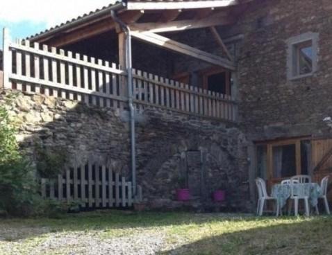 Location vacances La Terrasse-sur-Dorlay -  Maison - 5 personnes - Barbecue - Photo N° 1