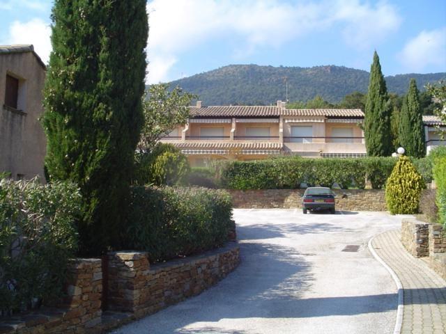 Appartement pour 5 pers. avec parking privé, Le Lavandou