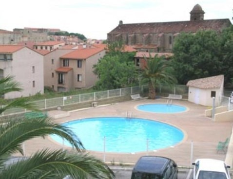 Location vacances Collioure -  Appartement - 4 personnes - Télévision - Photo N° 1