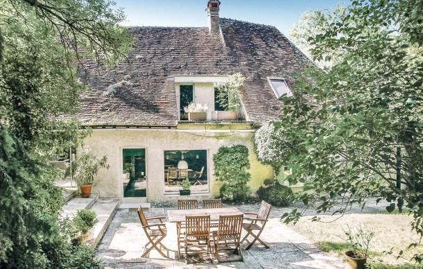 Location vacances Saint-Georges-sur-Baulche -  Maison - 6 personnes - Barbecue - Photo N° 1
