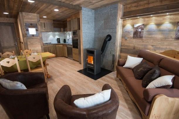 Location vacances La Bresse -  Appartement - 5 personnes - Barbecue - Photo N° 1