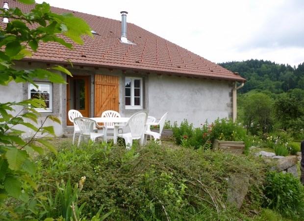 Location vacances Basse-sur-le-Rupt -  Gite - 6 personnes - Barbecue - Photo N° 1