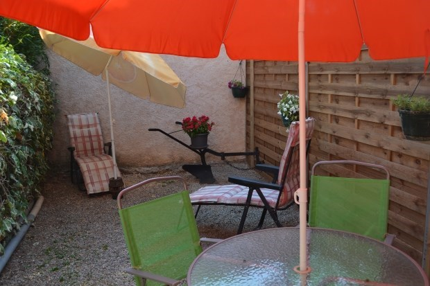 STUDIO WITH GARDEN AND PARKING CLOSED RESIDENCE 1 - Sainte Maxime