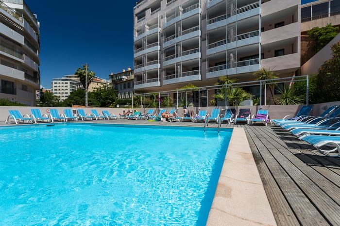 Holiday rentals Cannes - Apartment - 3 persons - Garden - Photo N° 1